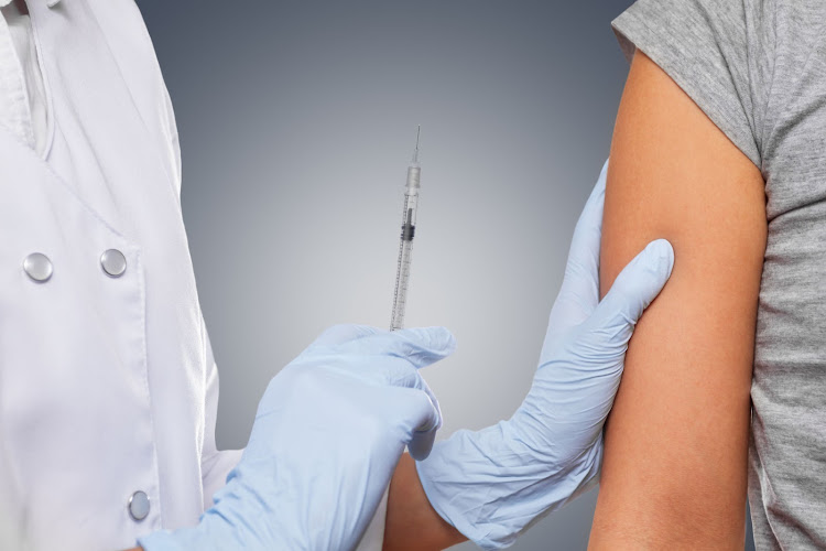 A safe Covid-19 vaccine could be available in SA in the next nine or 10 months, says a Gauteng doctor. Stock image.