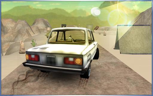 Old Classic Car Race Simulator apktram screenshots 7
