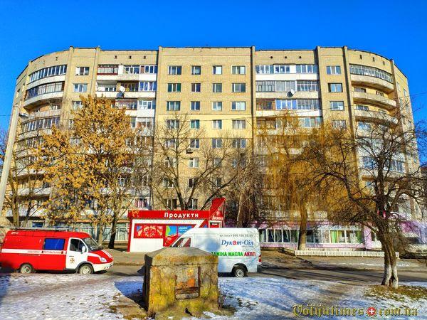 Вул. Гулака-Артемовського, 15а. Фото: І.Сметанін