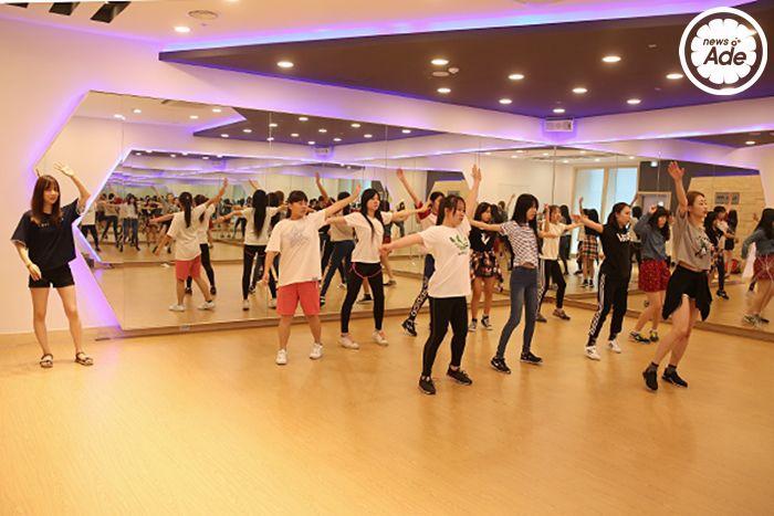 idol training