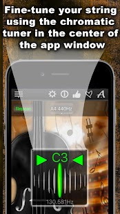 Chromatic Viola Tuner- screenshot thumbnail