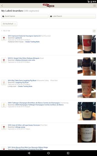 CellarTracker 1.7.4 screenshots 9
