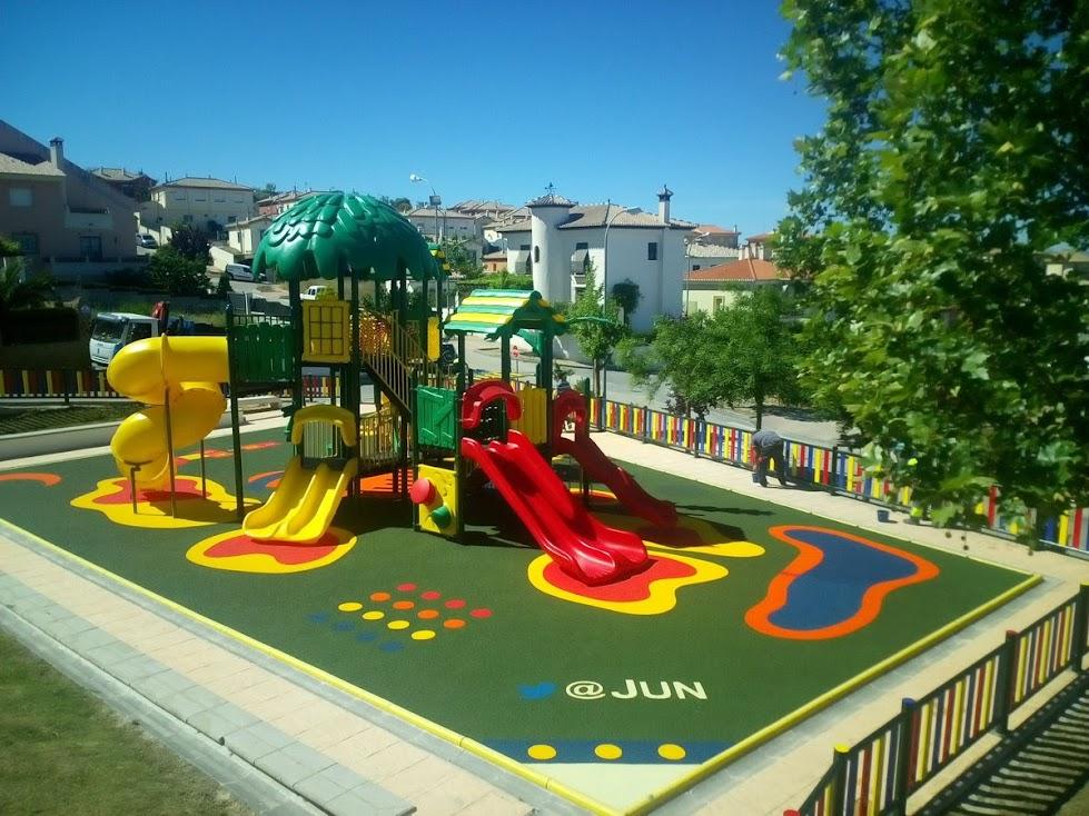 Parque Infantil Cortijo Baltodano