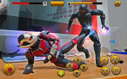 Ant Superhero and the Wasp : Micro Transform Man 1.0.5 {cheat|hack|gameplay|apk mod|resources generator} 5