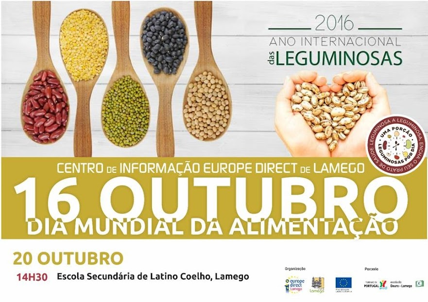Europe Direct de Lamego promove workshops sobre leguminosas