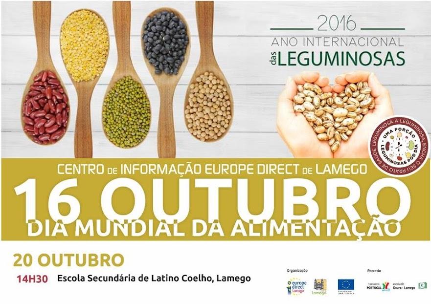 Europe Direct de Lamego promove workshops sobre leguminosas