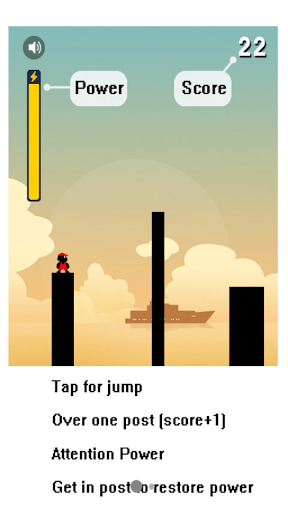 Jumper Mario