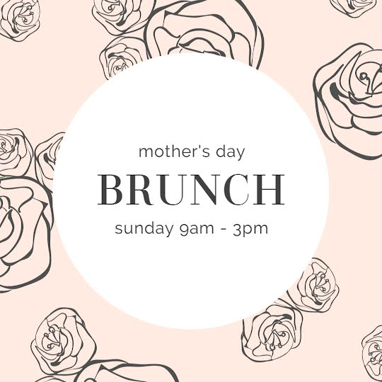Mother's Day Sunday Brunch - Mother's Day Template