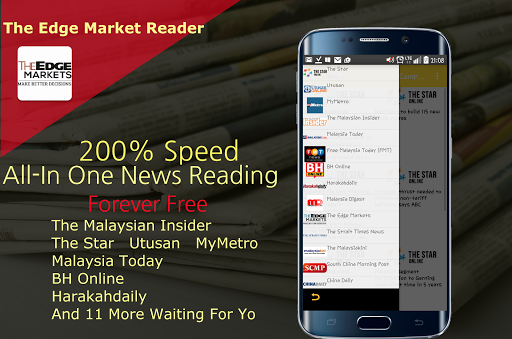 The Edge Markets Reader