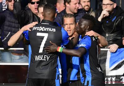 """Le Club de Bruges atomise Gand et prévient Anderlecht: """"Si nous jouons de nouveau comme ça..."""""""