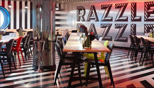 Scarlet-Lady-razzle-dazzle.jpg - Razzle Dazzle is the spot for vegetarian-forward eats on Scarlet Lady.