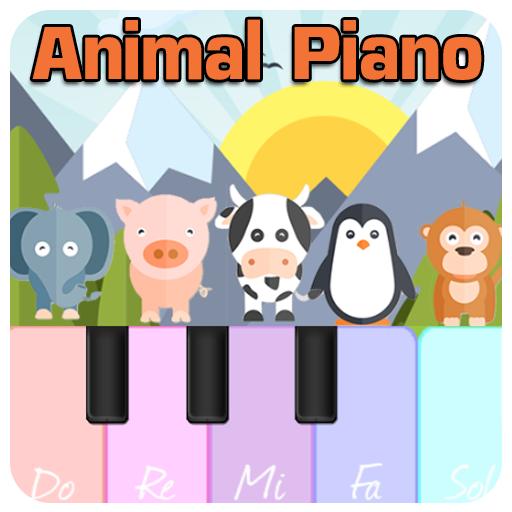 동물 피아노 遊戲 App LOGO-硬是要APP