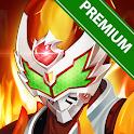 Superhero Fight: Sword Battle - Action RPG Premium icon