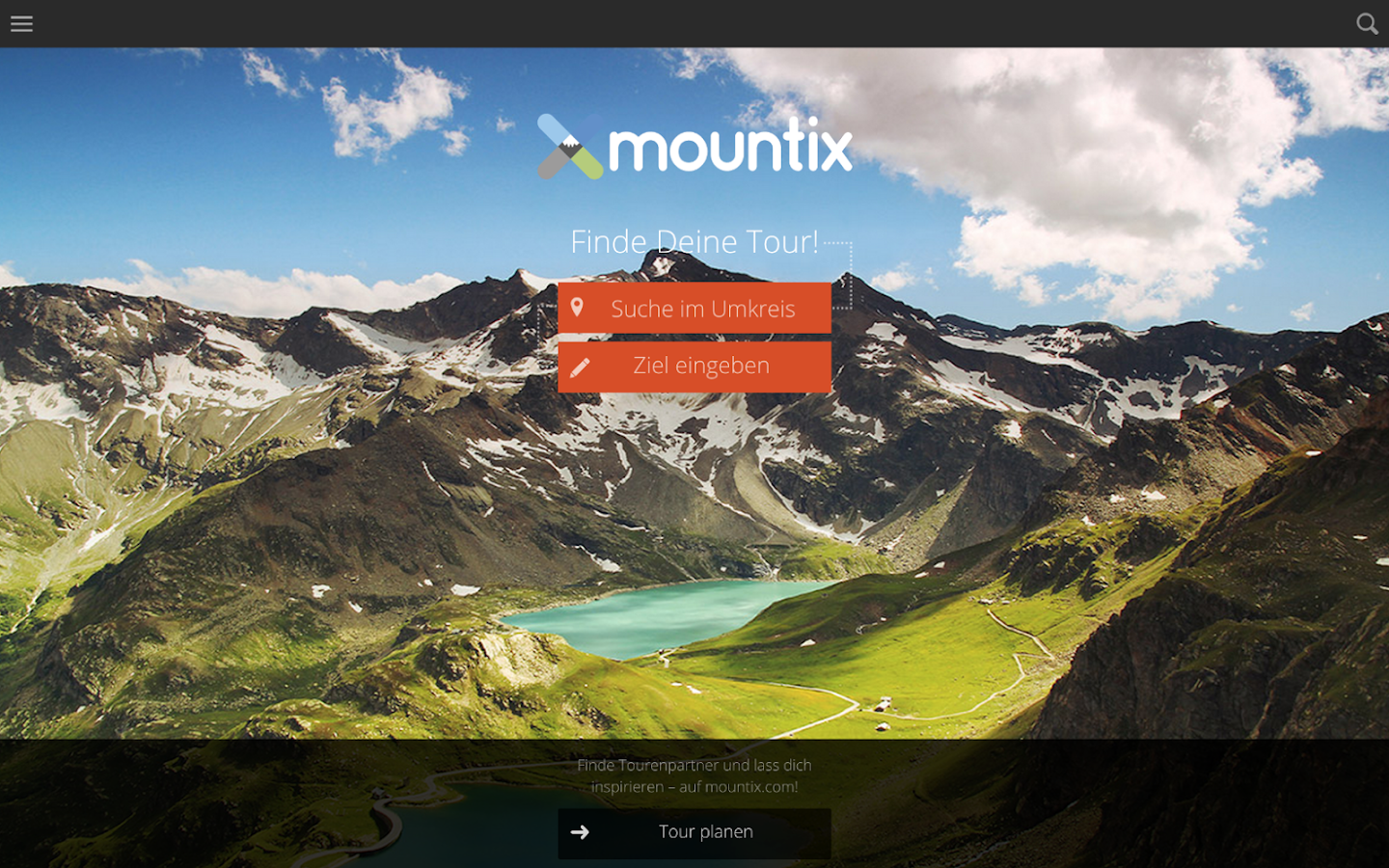 mountix – Finde Deine Tour!- screenshot