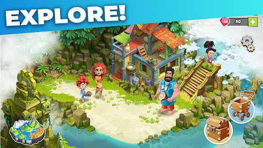 Family Island Mod Apk (Unlimited Diamonds/Energy) 1