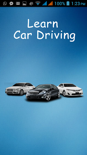 Learn Car Driving