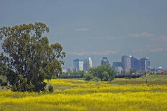 Photo: Sierra and Sacramento View - W end Yolo Causeway