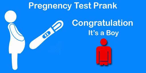 Pregnancy Check Prank