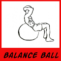 Balance Ball workouts icon
