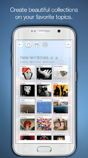 Pearltrees - Organize anything- screenshot thumbnail