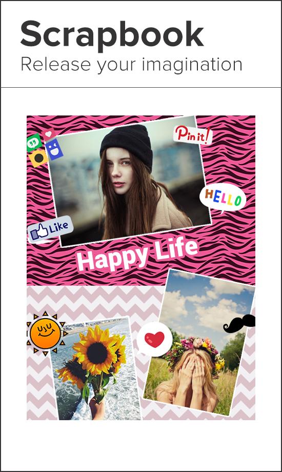 Photo Grid:Photo Collage Maker screenshot #6