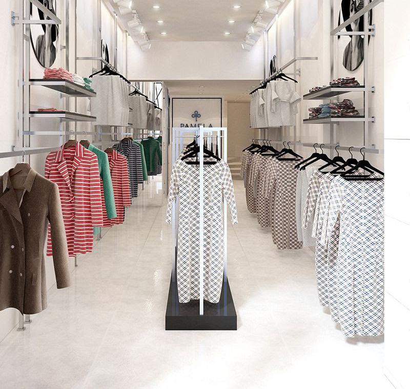 Bán móc treo quần áo cho shop giá rẻ, chất lượng cao