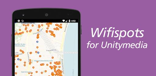 unitymedia wifispot karte Wifispots for Unitymedia – Apps bei Google Play