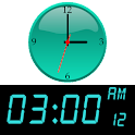 Easy Dual Clock & Widget icon