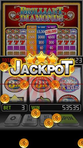 Brilliant Diamond Slot Machine 2.8.5.1 screenshots {n} 2