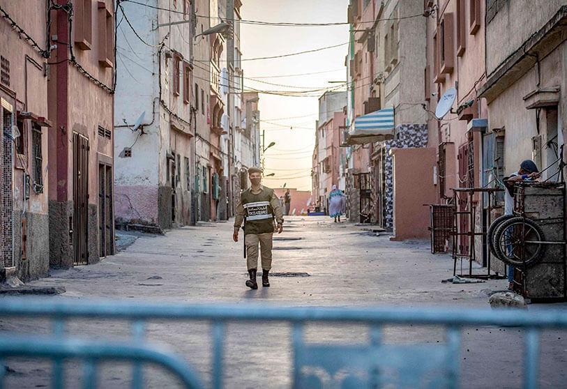 Les dernières épidémies de coronavirus au Maroc ralentissent la dynamique  du tourisme intérieur | Atalayar - Las claves del mundo en tus manos