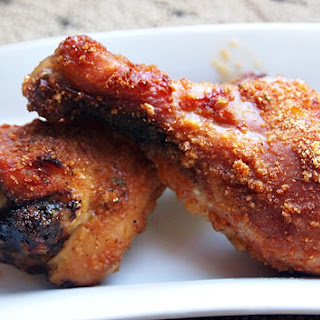 Maple Glazed Chicken Drumsticks - A Canadian Inspired Treat