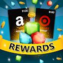 Match 3 Rewards: Earn Gift Cards & Free Rewards icon
