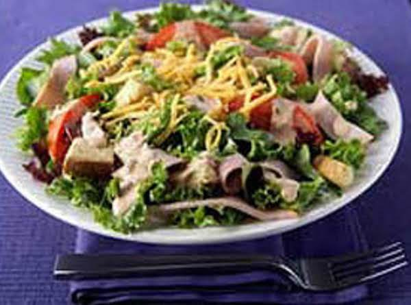 Oh So Easy Chef's Salad Recipe