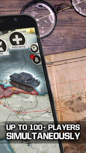 Call of War - WW2 Strategy Game Multiplayer RTS 0.76 screenshots 4