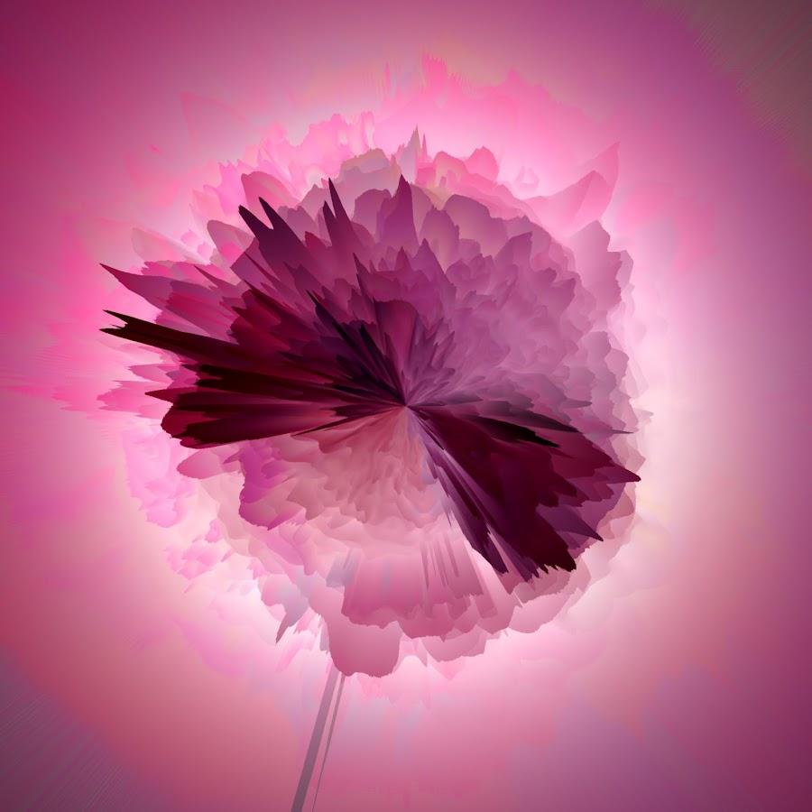 Digital procedural flower by Did Art - Digital Art Abstract ( digital, pink, abstract, flower )