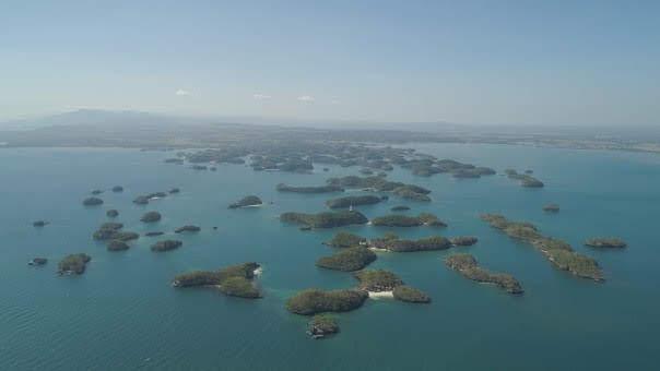 Parque Nacional das 100 Ilhas