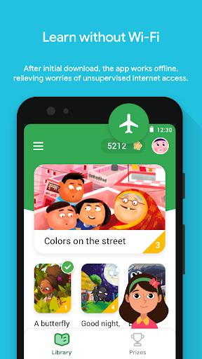 Read Along by Google: A fun reading app 0.5.328283437_release_arm64_v8a Screenshots 6