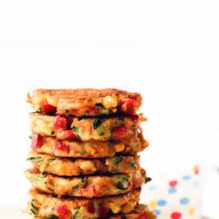 Rainbow Fritters Recipe