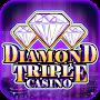 Diamond Triple Casino - Free Slot Machines
