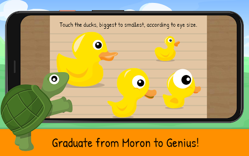 The Moron Test: Challenge Your IQ with Brain Games screenshots 3