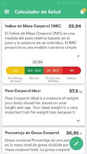 Salud y Dieta – Perder Peso & Contador de Calorias 8
