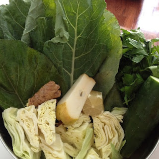 Food Babe's Cabbage Patch Kid Juice