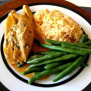 Creamy Coconut Chicken Recipes.