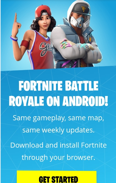 How to Download Fortnite Battle Royale apk for Android and
