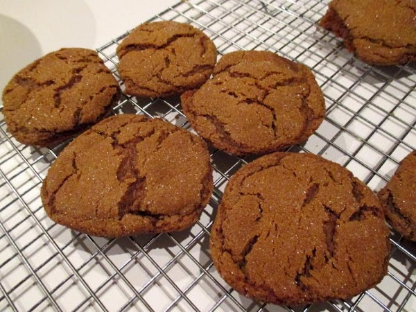 Bake for 8 - 10 minutes, or when puffed and cracking. They will look...