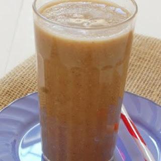 Chikoo [Sapodilla] - Cardamom shake.