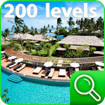 Find Differences 200 levels Icon