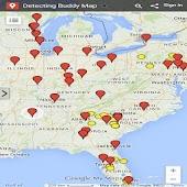 Metal Detecting Buddy Map