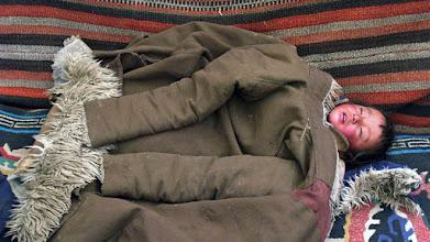 Photo: Nomad child at Kailash
