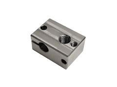 E3D Stainless Steel Heater Block for Sensor Cartridges